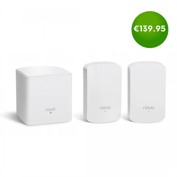NOVA MW5 Mesh Kit – WiFi Extender