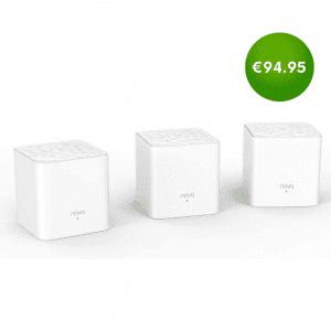 WiFi Booster Smart Home WiFi System MW3
