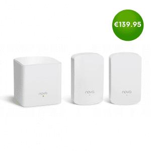 Smart Home WiFi System – WiFi Booster – MW5