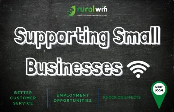 Rural Wi-fi: Supporting Small Businesses 2020