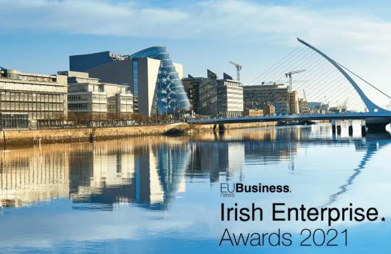 'Best Emerging Telecoms Company' – Irish Enterprise Awards 2021